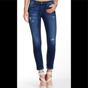 Joe's Jeans Rolled Crop Jean